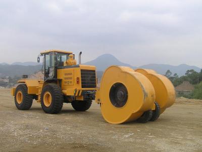 温州冲击式压路机施工案例